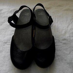 DANSKO Women's nursing shoes, Platform Slingbacks